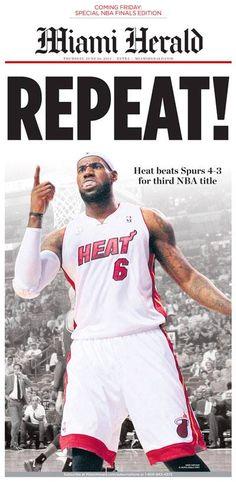 Miami Heat 2013 !