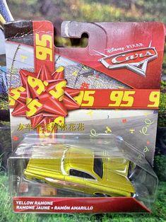 Mattel Disney Pixar CARS: Happy, Happy Birthday CARS Cards