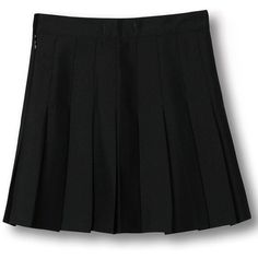 Black High Waist Pleated Mini Skirt ($23) ❤ liked on Polyvore featuring skirts, mini skirts, bottoms, high rise skirts, short pleated skirt, mini skirt, summer mini skirts and high waisted mini skirt