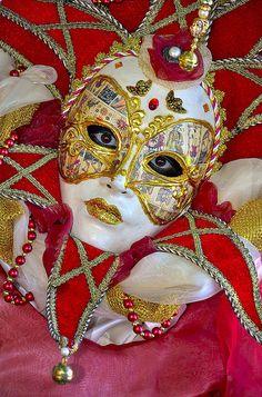 Carnival in Venice, Italy. by pedro lastra, via Flickr