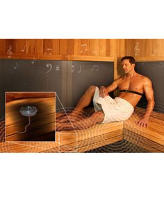 So Sound Acoustic Resonance Therapy – The Sunlighten Store Sauna Accessories, Relaxation Response, Sauna Design, Light Touch, Infrared Sauna, Sound Waves, Bath Caddy, Saunas, Acoustic
