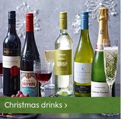 Up To 33% Off Selected Wine And Champagne  View deal: http://www.vouchertree.co.uk/discounts/new/98/?modal=432990
