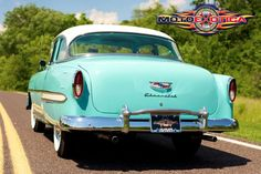 1954 Chevrolet Bel Air 2 Door Sedan Photo 15