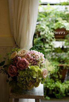 美しいバラ|Relax with flowers * AKI FLOWERS @ 国立