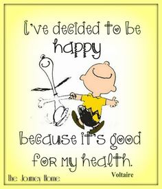 Being happy quotes positivity friends 35 Trendy Ideas Cute Quotes, Happy Quotes, Great Quotes, Positive Quotes, Funny Quotes, Inspirational Quotes, Motivational, Peanuts Quotes, Snoopy Quotes