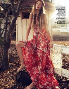 "«Армия любви"": модель Алана (Alana Zimmer ), фотограф Алекси Любомирски (Alexi Lubomirski), для Vogue Russia, март 2015"