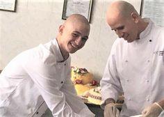 Bald Men Style, Mr Clean, Bald Girl, Bald Heads, Shaved Head, Skinhead, Short Cuts, Shaving, Chef Jackets