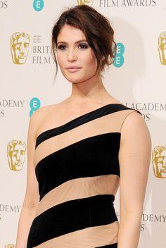 Lisa Eldridge Make Up | Blog | Gemma Arterton - Baftas Make-Up Look