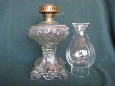 Vintage Oil Lamps, Lighting on Ruby Lane