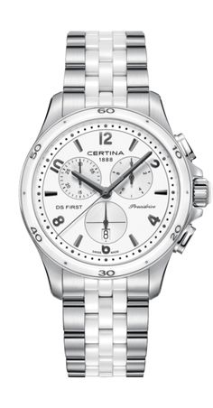 DS First Lady Chronograph  The First Lady among watches fdca88119e