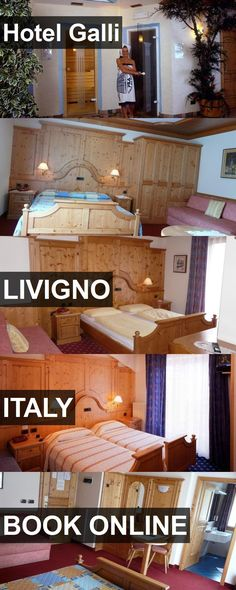 Hotel Hotel Galli in Livigno, Italy. For more information, photos, reviews and best prices please follow the link. #Italy #Livigno #hotel #travel #vacation