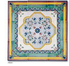Calcata | Vietri Ceramic Group | Rosoni