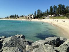 Cottesloe Beach in Cottesloe, WA http://www.live-the-life-you-love.com