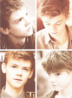 Thomas Brodie-Sangster - Newt in The Maze Runner