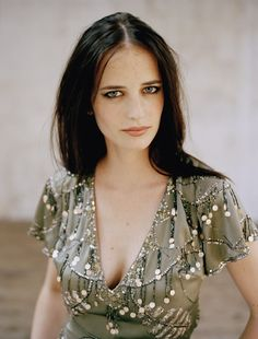 Eva Green #Eva_Green #Woman #Beauty