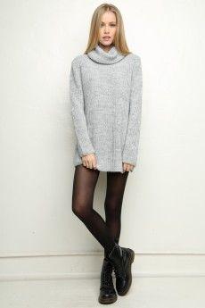 Amalia Turtleneck Sweater