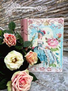 ahşap boyama- pastaya doyduk Marie Antoinette...şimdi ne yiyelim... Marie Antoinette, Decoupage, Dolls, Tote Bag, Wooden Crafts, Woodwind Instrument, Book, Box, Decorative Crafts