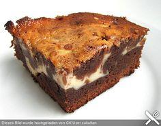 Käsekuchen - Brownies