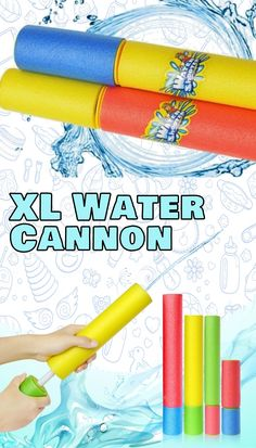 The massive jet of water will leave no one dry. With an enormous reach of up to 65 feet you have a very powerful weapon during your next water fight. Kids Toys Online, Water Cannon, Water Fight, Outdoor Fun For Kids, Water Beads, Water Balloons, Hand Puppets, Plush Animals, Kids Clothing