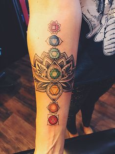 More on the significance of my new tattoo and a 7 Day Chakra Series Announcement!