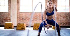 Battle Rope ist das perfekte Workout für deine Ausdauer sowie Muskeln: Es trainiert den ganzen Körper und macht dich schon jetzt für den Sommer fit!