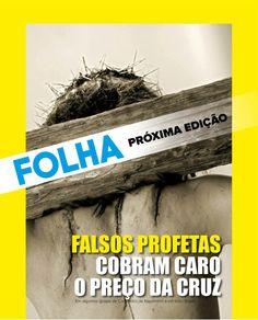 Capa clássica da FOLHA