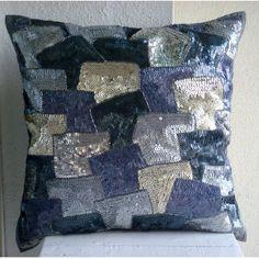 Glamorous Blocks - 30x30 cm Square Decorative Throw Silve... https://www.amazon.co.uk/dp/B00J2CBIIU/ref=cm_sw_r_pi_dp_x_9s0IybDJ1YVEW