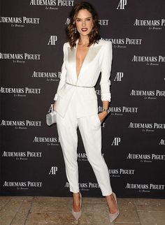 white suit for women - Google Search | Matura | Pinterest | White ...