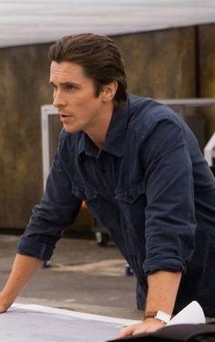 TDK: Christian Bale as Bruce Wayne
