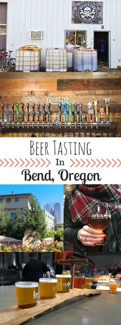 Beer Tasting And Brewery Hopping in Bend, Oregon