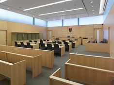 Image 4 of 27 from gallery of Thunder Bay Courthouse / Adamson Associates Architects. Photograph by Shai Gil