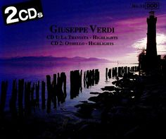 Giuseppe Verdi: Highlights - La Traviata and Othello (1992) | Various Artists #Classical #Opera