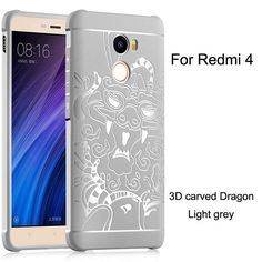 5.0 32GB Luxury Soft Silicon TPU For Xiomi Xiaomi Redmi 4 Pro Case Full Protective Shockproof Phone Funda Case For Redmi 4 Prime