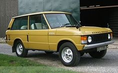 1970's - Range Rover Classic Maintenance/restoration of old/vintage vehicles: the material for new cogs/casters/gears/pads could be cast polyamide which I (Cast polyamide) can produce. My contact: tatjana.alic@windowslive.com