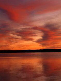 Lake Charlevoix. Mi.