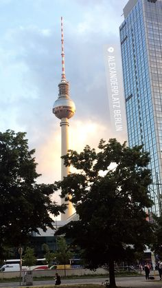 Alexanderplatz Berlin 😍❤️
