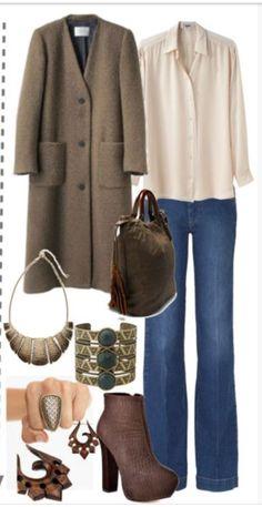 3/2 Soft Autumn Flamboyant Natural - My Style ?