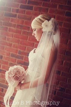 Veil idea, without the flower