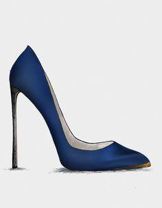 ● The Black & Blue - Collection www.guillaumebergen.com #Black #Blue #Klein…