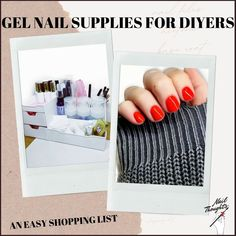 With so many gel manicure DIYers filling my inbox with questions asking about the best of this or that and supplies I would recommend, I decided to finally put together an affordable supplies list for you! I've been constantly been packing  and unpacking my salon supplies that I've really honed in on what I NEED vs  what I can live with out so I used this info and translated it to a quick and easy shopping list for DIYers of absolute necessities when building their at home nail kits! Diy Gel Nails Kit, Nail Kits, Local Nail Salons, Lint Free Wipes, Fall Manicure, Fall Nail Art Designs, Nail Art Supplies, Winter Nail Art, Nails At Home