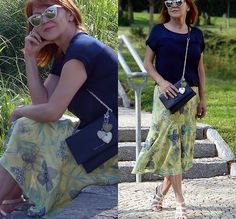 More looks by Baba Slovakova: http://lb.nu/user/6155919-Baba-S  #chic #elegant #street #50plus #sommerlook