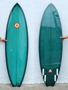 6'2 Hanel Barracuda