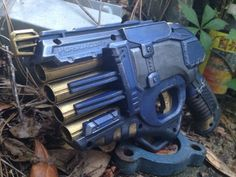 The Persuader Nerf Doomlands by ParadoxProps on Etsy