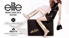 ELITE MODEL LOOK PARTNERSHIP 2016 Jewelry Tattoo, Model Look, Celebrity Red Carpet, Latest Fashion, Celebrities, Style, Swag, Celebs, Celebrity