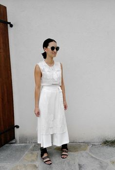 Vogavoe - My Gladiator People Around The World, Lace Skirt, White Dress, Skirts, Dresses, Fashion, Gowns, Moda, White Dress Outfit