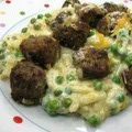 10 Casserole Recipes You Can Make Using Frozen Meatballs: Meaty Hash Brown Potato Casserole
