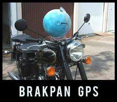 Brakpan se GPS South Africa