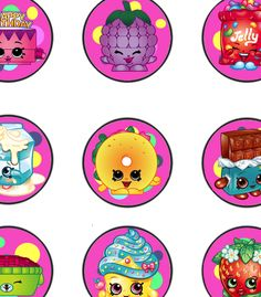 picture relating to Printable Shopkins Pictures referred to as 53 Great Totally free Shopkins Printables photographs within 2018 Free of charge