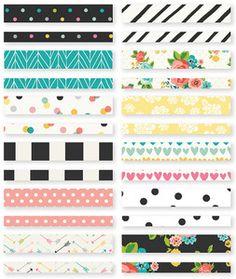 Paper Crafts > Washi Tape > Carpe Diem Washi Paper Tape: A Cherry On Top