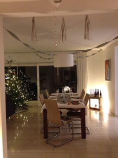 Simple New Year's Eve decor